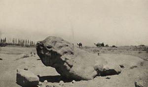 تندیس شیر سنگی - دهه ۱۹۲۰ میلادی