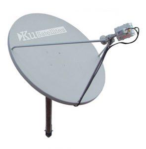 2-دیش ماهواره اینترنت فرستنده گیرنده