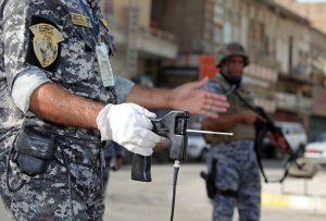 استفاده از ردیاب توسط ارتش و پلیس