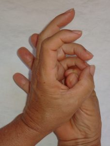 dowse finger ردیابی طلا با انگشت دست-