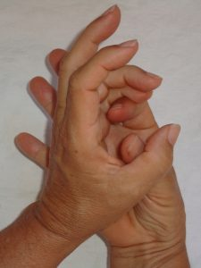 dowse finger ردیابی طلا با انگشت دست