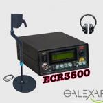 فلزیاب و گنج یاب حرفه ای گلکسار مدل ECR3500